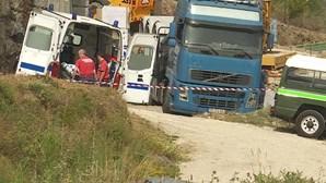 Dois operários morrem em brutais acidentes de trabalho