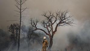 Direção de operações do incêndio em Monchique assumida pelo Comando Nacional