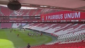 Jonas de fora dos 21 convocados do Benfica para jogo com o Fenerbahçe