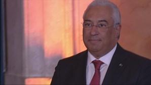 António Costa vai ao briefing da Proteção Civil sobre Monchique esta quarta-feira