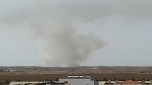Incêndio deflagra em Castro Marim