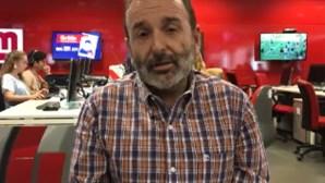 Miguel Ganhão comenta polémica de António Costa a acompanhar incêndios no gabinete