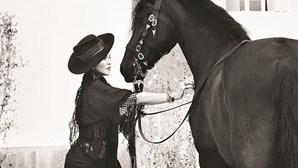 Madonna compra cavalos portugueses