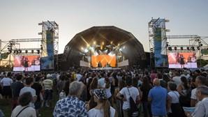 Festival O Sol da Caparica cancelado