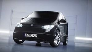 Novo carro elétrico conta com painéis solares do tejadilho às laterais