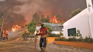 País em alerta máximo para risco de fogos
