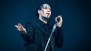 Marilyn Manson investigado por abusos e tortura