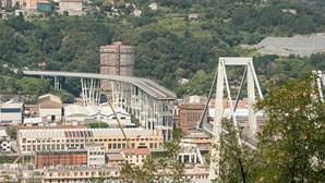 Mais de 60 pessoas investigadas após desabamento de ponte em Génova, Itália