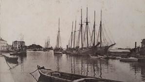 Coimbra mostra postais antigos da Figueira da Foz