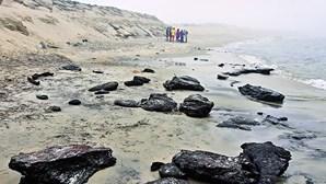 Vestígios dos romanos junto ao mar em Espinho