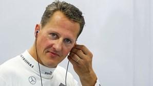 """""""Schumacher está em estado vegetativo"""", avança neurologista suíço"""