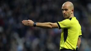 Já é conhecido o árbitro que vai apitar o clássico Sporting-FC Porto