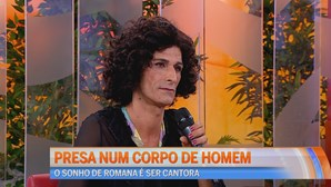 Conheça o sonho de Romana de Oliveira