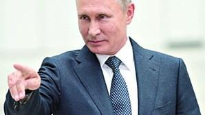 Rússia inicia as maiores manobras de sempre desde a Guerra Fria