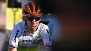 Mark Cavendish faz pausa na carreira devido a vírus