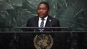 Presidente moçambicano anuncia conclusão da fase de busca e salvamento após ciclone Idai