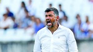 Sérgio Conceição usa Benfica para alertar jogadores