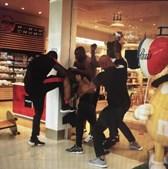 Rappers franceses Booba e Kaaris envolveram-se em agressões no aeroporto de Orly