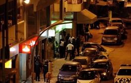 Assalto ao BES de Campolide, em 2008