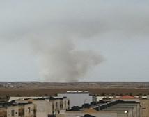 Incêndio em Castro Marim