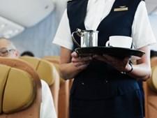 Hospedeira de bordo