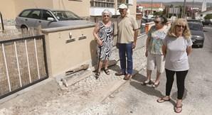Moradores de Loures alarmados com amianto
