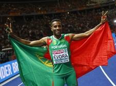 Nelson Évora é campeão europeu no triplo salto