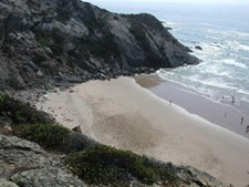 Praia da Carriagem, Aljezur