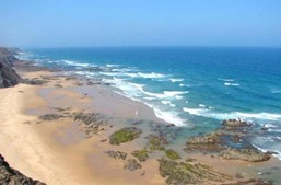 Praia da Esteveira, Aljezur