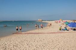 Praia da Fuseta, Olhão