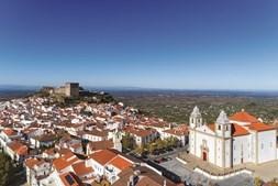 Castelo de Vide é uma das pérolas no Norte Alentejano e tem uma oferta patrimonial relevante