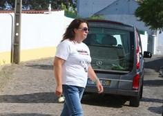 Mulher de triatleta assassinado