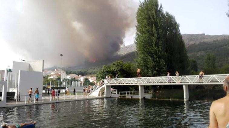 Resultado de imagem para incendio marvão 2018