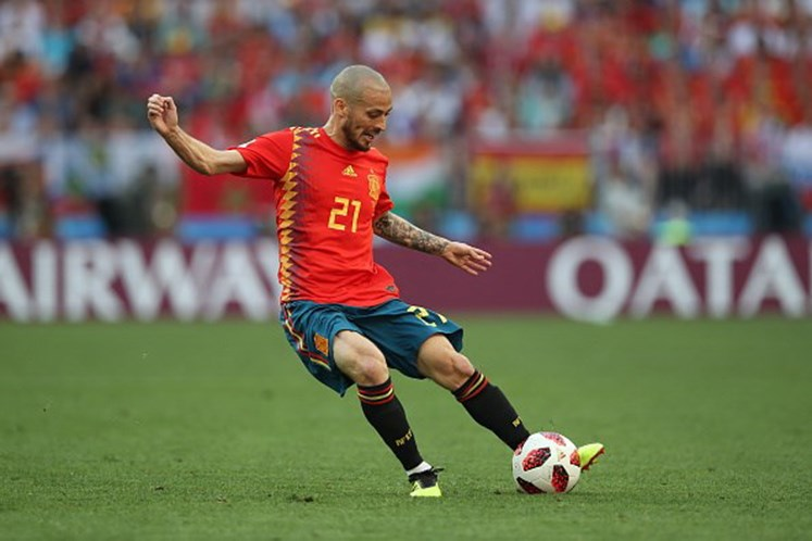 29eca5a8ea40a David Silva anuncia abandono da seleção espanhola de futebol ...