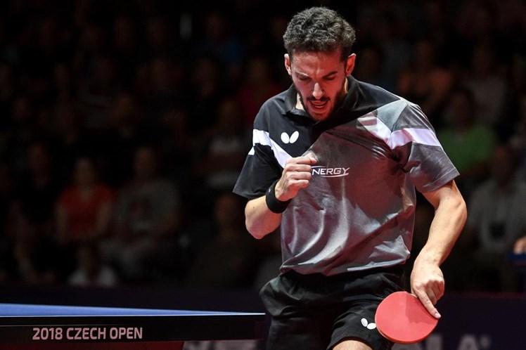 cb57919a0a Marcos Freitas derrotado na final do Open da República Checa em ténis de  mesa