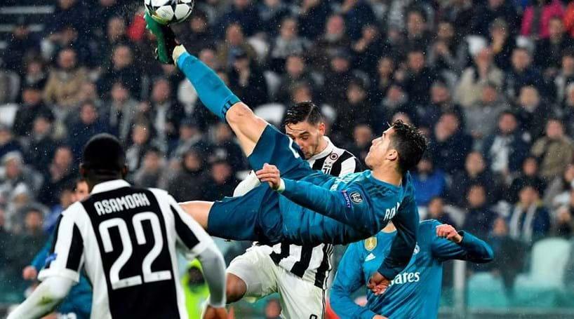 ab9211c9e6  Pontapé de bicicleta  de Ronaldo frente à Juventus eleito o melhor golo da  época.