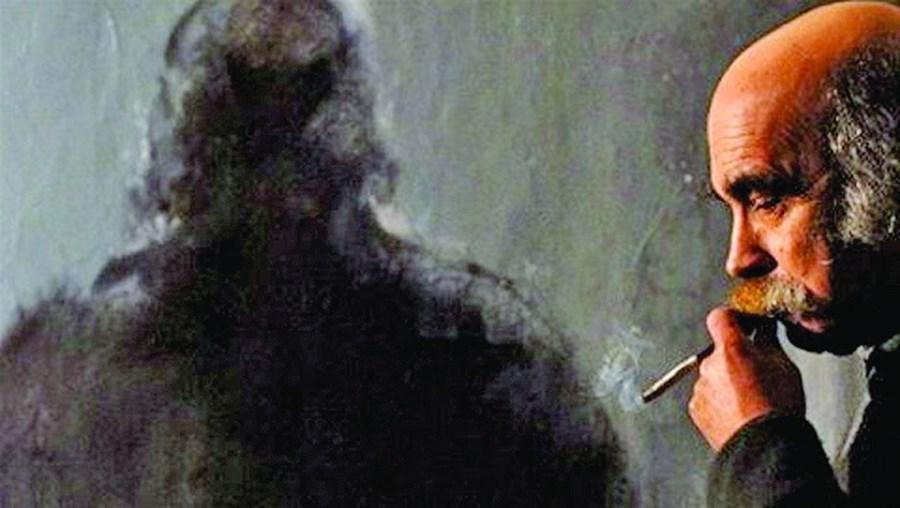 O pintor José David