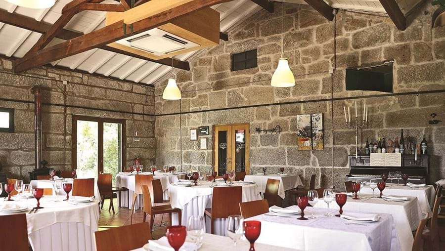 Principal missão do restaurante é confecionar os pratos que Eça de Queiroz tão bem descreve nas suas obras