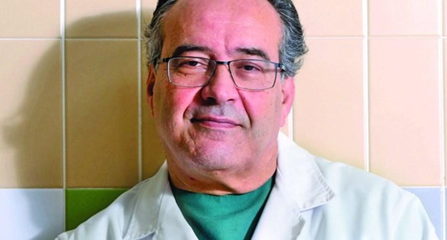 O cirurgião Manuel Antunes