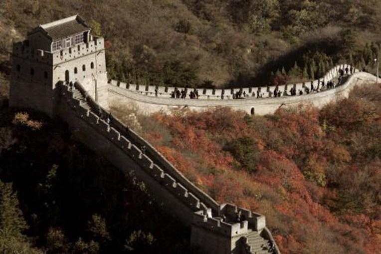 Concurso para dormir na Grande Muralha da China suscita críticas