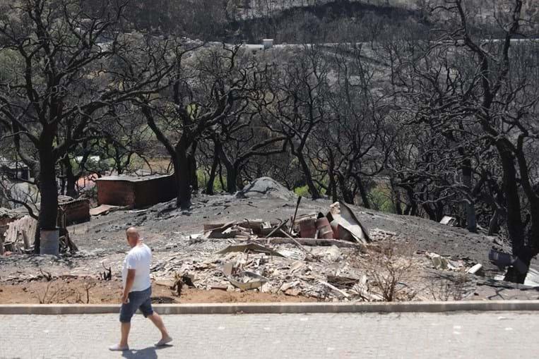 Incêndio em Monchique