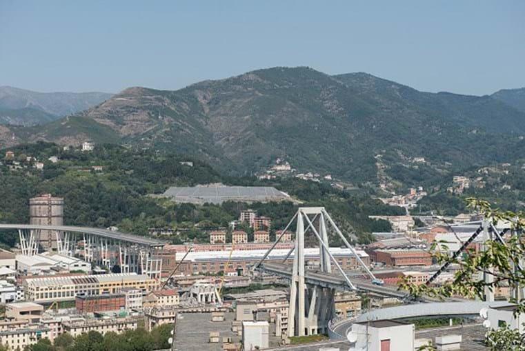 Ponte Morandi desabou no dia 14 de agosto, em Génova