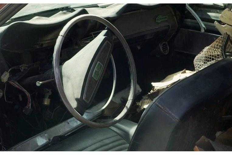 Um dos Ford Mustang mais valiosos do mundo foi encontrado num campo