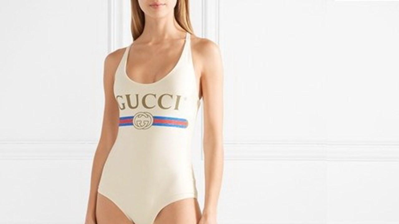6f90c6edd18c Fato de banho da Gucci que não pode ir à piscina custa 322 euros e esgotou  - Insólitos - Correio da Manhã