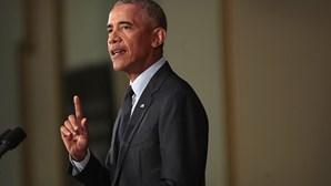Novo livro de Obama publicado a 17 de novembro, duas semanas após eleições nos EUA