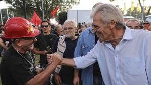 """Festa do Avante! não se faz por questões financeiras, mas para """"dar esperança"""", diz Jerónimo"""