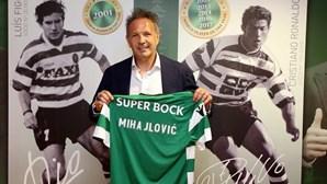 Sporting paga indemnização de três milhões de euros a treinador Mihajlovic