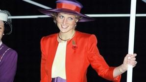 Parque temático nos EUA recria morte da princesa Diana