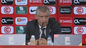 Fernando Santos comenta a vitória de Portugal na Liga das Nações