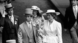 Morreu Oliver Hoare, ex-amante da princesa Diana